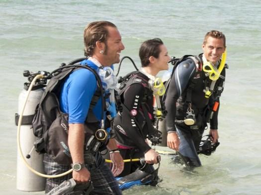 Discover Scuba Diving 2012